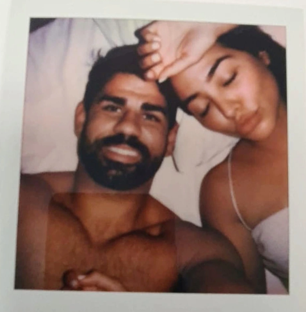 Intimate photos of players Gabriel Jesus and Diego Costa are found in a Bible