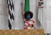 Carolina Iara é a primeira pessoa intersexo na Câmara dos Vereadores de São Paulo