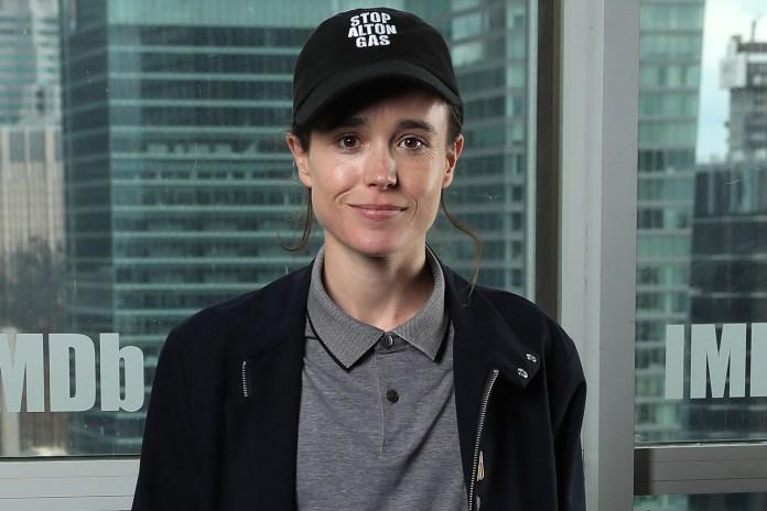 Ellen Page se identifica sendo homem trans; seu novo nome é Elliot
