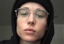 Elliot Page compartilha primeira selfie após se declarar trans