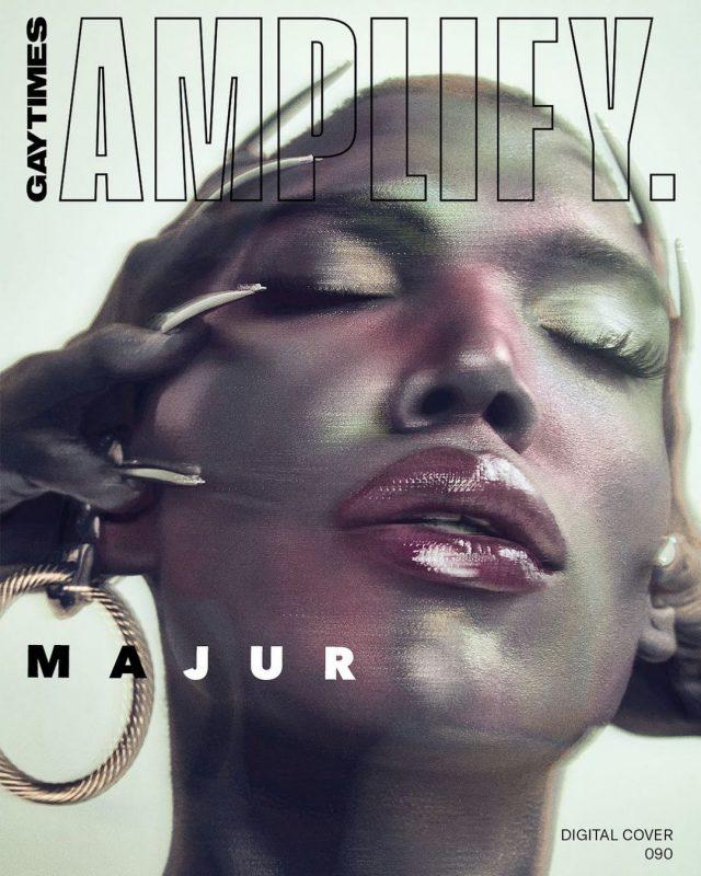 Majur at Gay Times - Reproduction