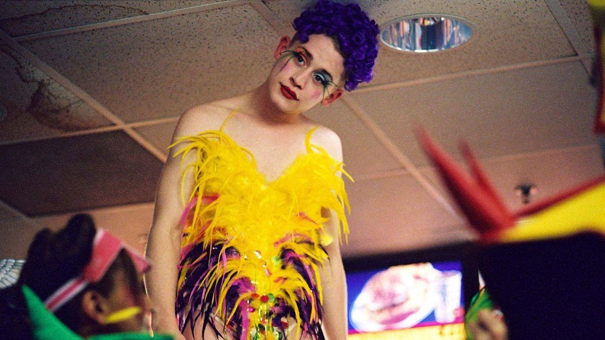 """Macaulay Culkin interpretando Alig em """"Party Monster"""" - Reprodução"""
