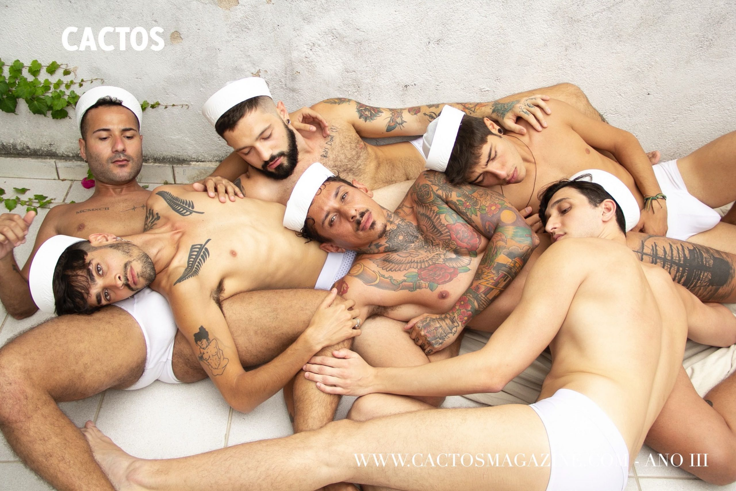 Cactos Magazine #54 by Luiz Meloc