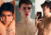 """""""Elite"""" poderá ter trisal formado por Omar Ayuso, Aron Piper e Manu Rios"""