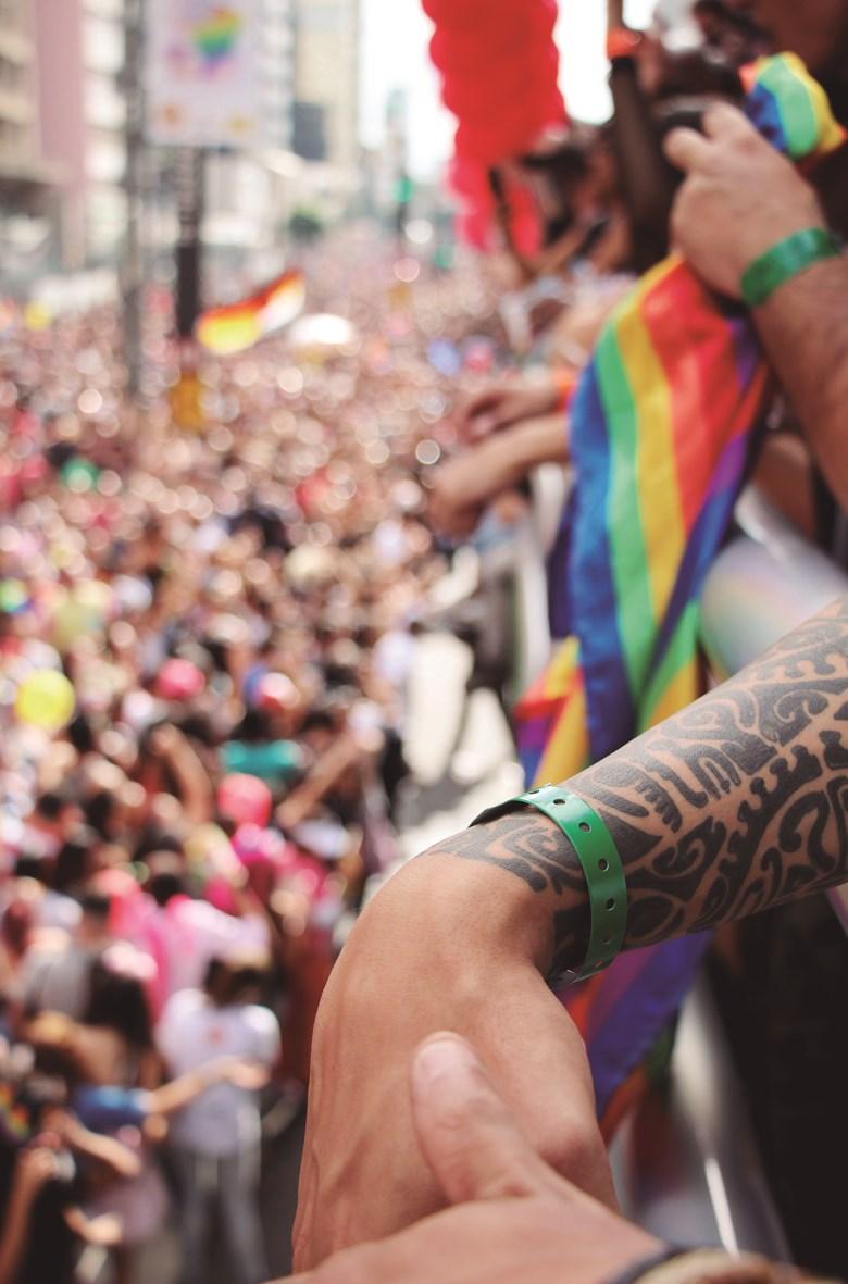 Crédito Janaína Leão Parada LGBT de São Paulo 2017