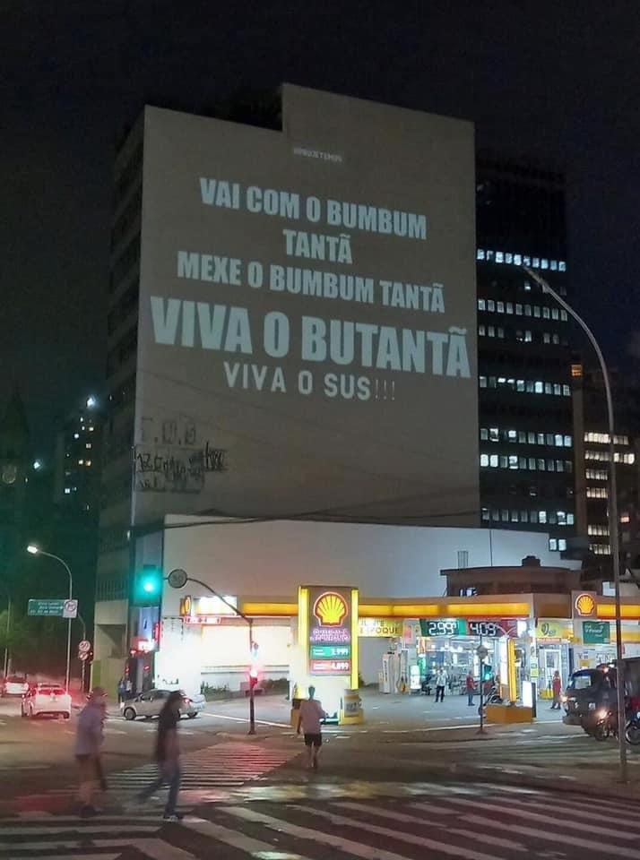 """Instituto Butantan responde internauta que pede vacina """"no rabão"""""""