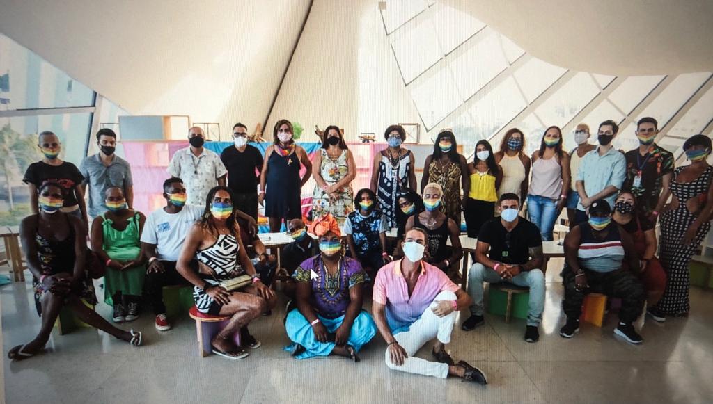 Projeto Transportar para o Amanhã foi lançado no Museu do Amanhã - Fernando Maia / Prefeitura do Rio