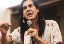 """Duda Salabert sofre transfobia da Frente Cristã: """"nós hoje não iremos aceitá-lo (sic)"""""""