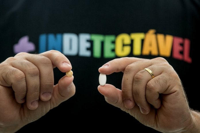 95% das pessoas vivendo com HIV em São Paulo têm carga viral indetectável