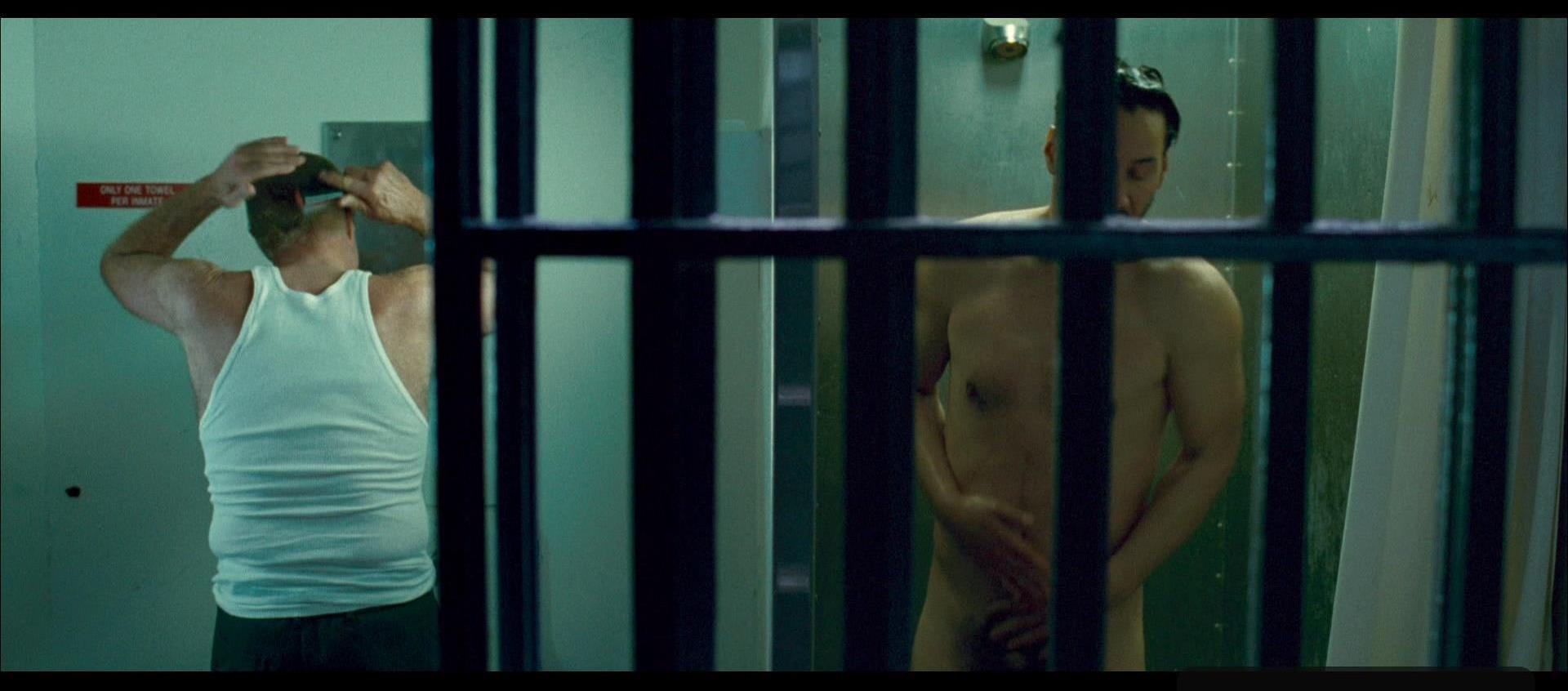 James Caan em cena com Keanu - Reprodução