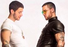 """Gays se comovem com """"luta de espadas"""" entre Nick Jonas e Liam Payne"""