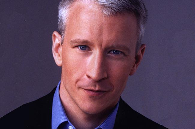 Anderson Cooper diz que ser gay aos 7 anos e conta por que demorou para sair do armário