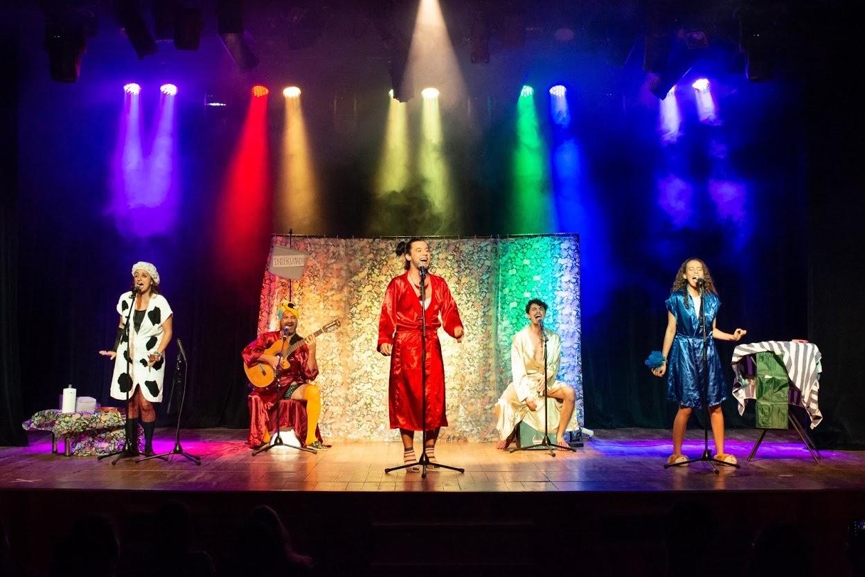 Rita Von Hunty e Luís Lobianco estarão no Festival LGBT Joana Getúlio com transmissão no YouTube