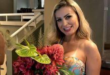 Andressa Urach diz que gays foram importantes para se livrar dos males da Igreja Universal