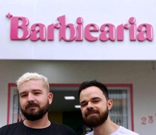 A barbearia criada com foco no público LGBTQI+ também atende, sem preconceitos, pessoas heterossexuais