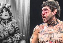 """""""Quebrar unha postiça é pior do que levar um soco"""" diz drag queen que é lutador de MMA"""
