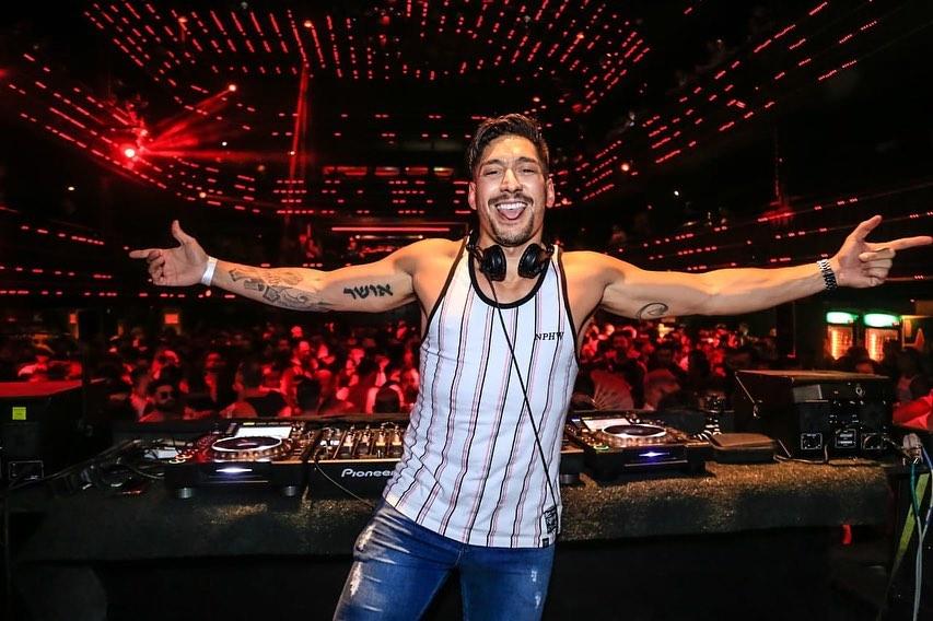 DJ Felipe Lira - Reproducción