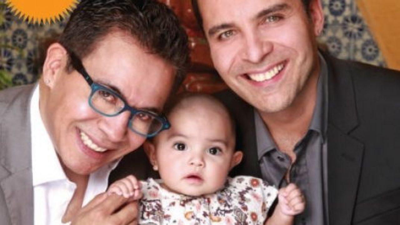 Casado e como filha adotiva, ex-Rebelde se tornou um dos principais ativistas LGBT do México