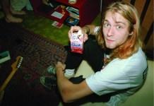 """Na adolescência, Kurt Cobain foi preso por pichar """"Deus é gay"""" em sua cidade-natal"""