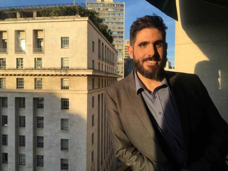 Marcelo Gallego, Coordenador Estadual de Políticas para a Diversidade Sexual (Reprodução)