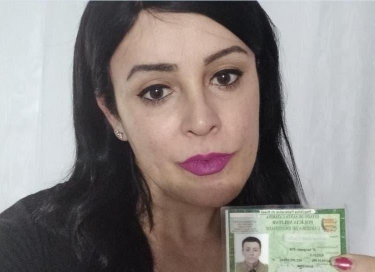 PM de Santa Catarina descumpre ordem judicial para retificar nome de sargento trans