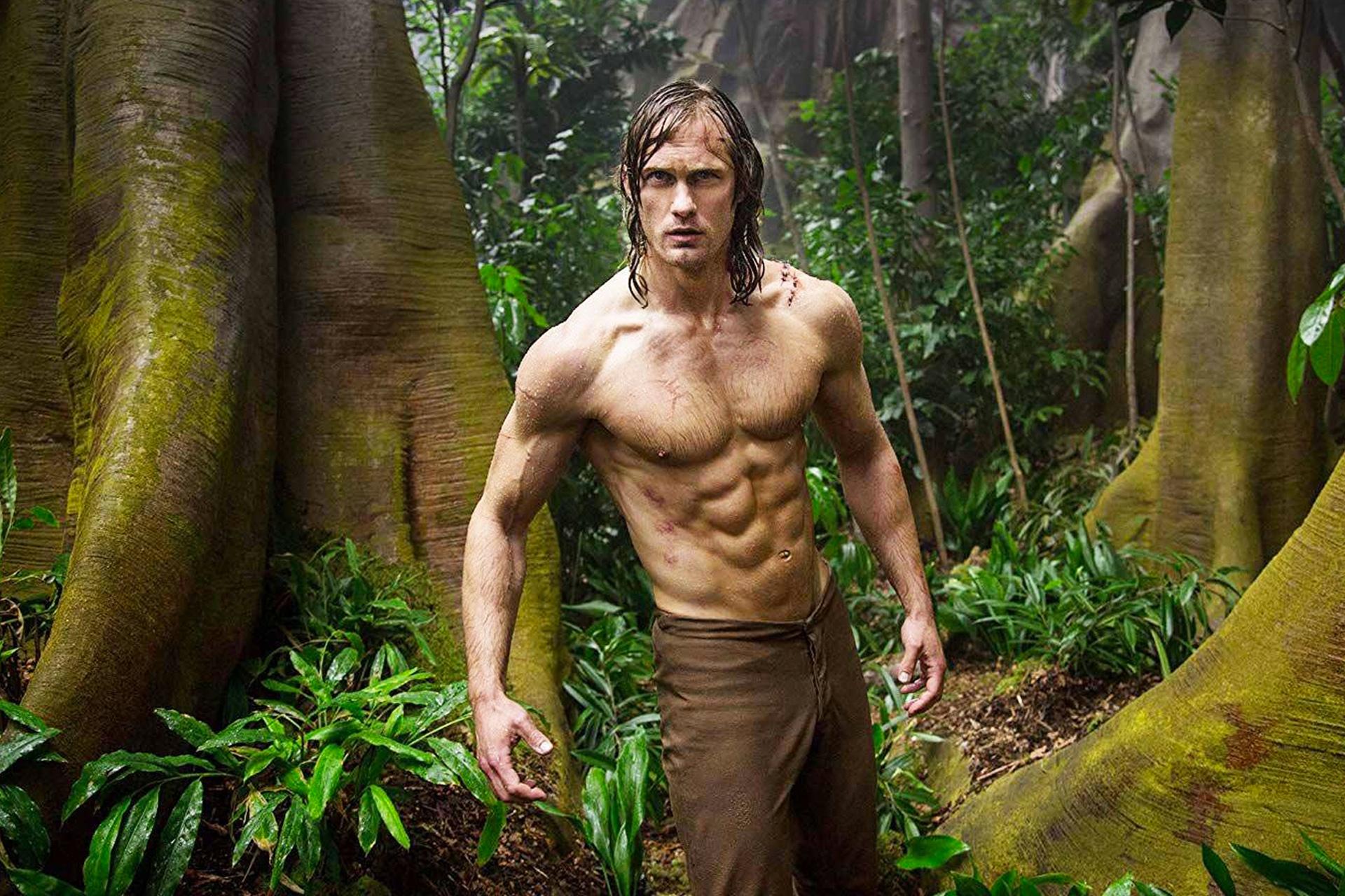 A Lenda de Tarzan teve cena de beijo gay censurada