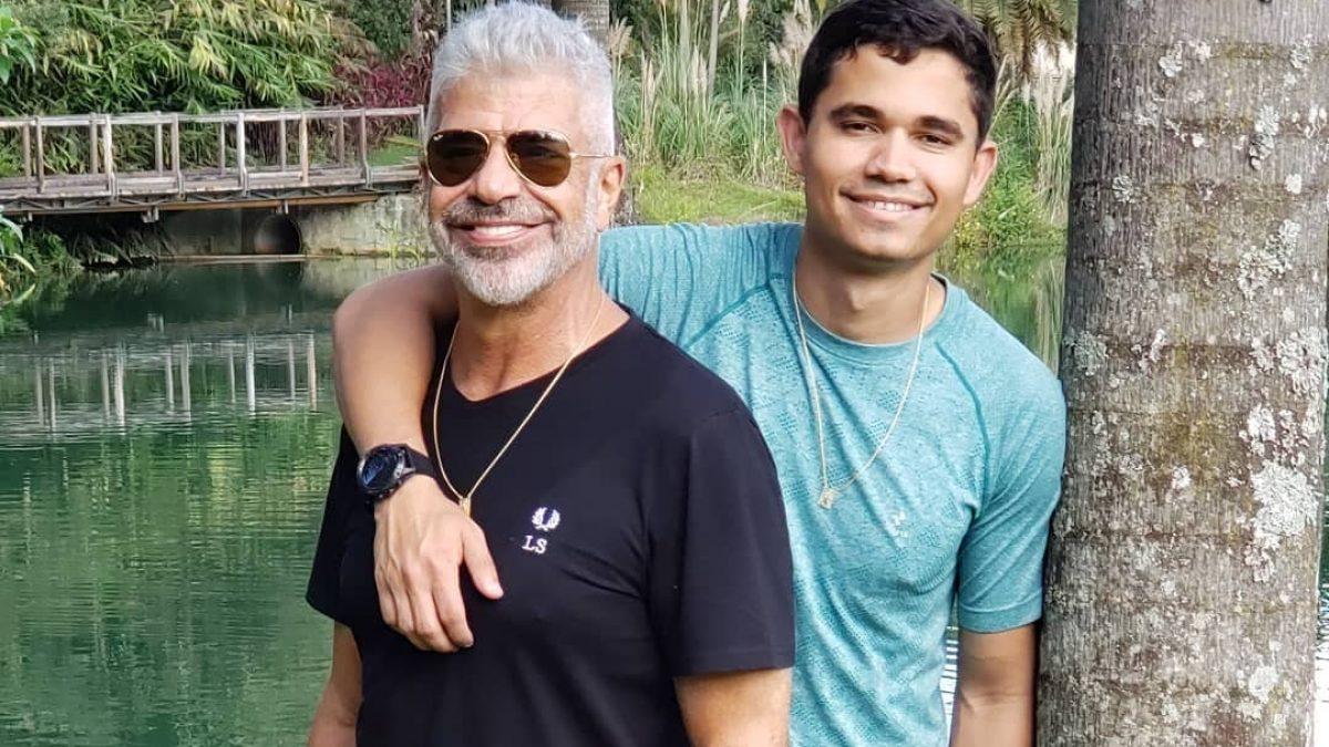 Marido de Lulu Santos conta que ambos se conheceram via Instagram