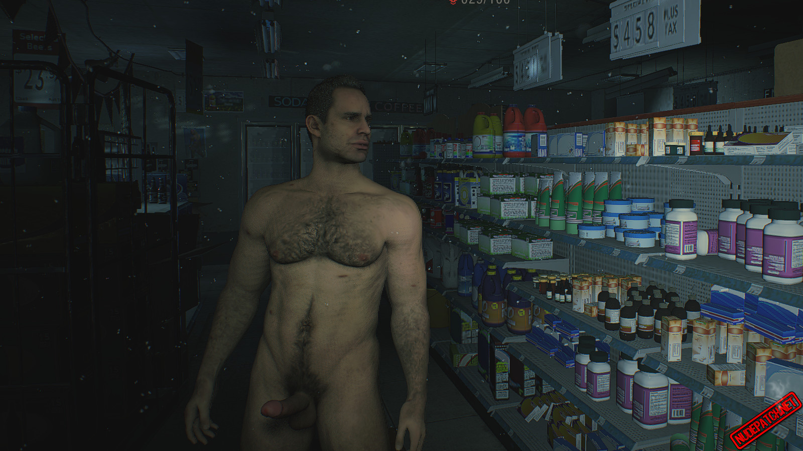 Mods de Resident Evil ponen a Leon, Carlos y Nemesis desnudos al frente