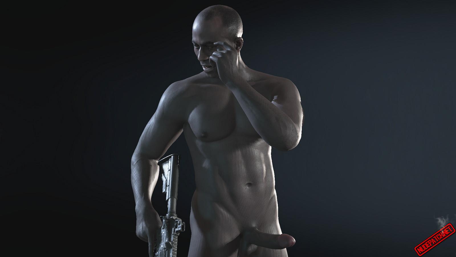 Mods de Resident Evil ponen a Leon, Carlos y Nemesis con desnudo frontal