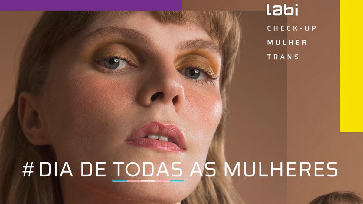 Labi lança Check-up Mulheres Trans para promover cuidados com a saúde