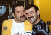 Freddie Mercury perguntou ao namorado se ele tinha p@u grande quando o conheceu