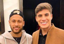 Polícia investiga Neymar por homofobia após ameaças ao ex-padrasto Tiago Ramos