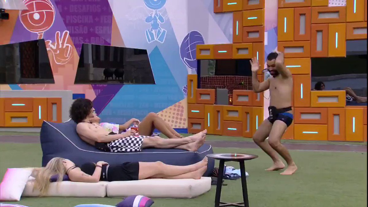 "Telespectadores organizam ""punhet4ço"" para homenagear Gil do BBB21"