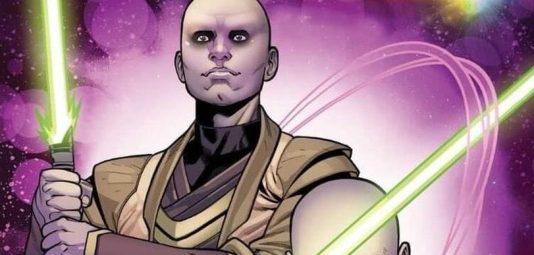 Quadrinhos de Star Wars terão dois personagens trans não-binários na capa